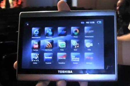 Tablet-Toshiba