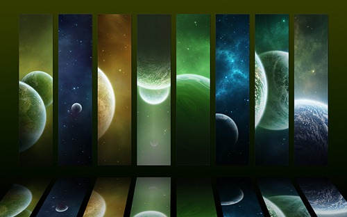 Cosmos_collection_III___Green_by_Funerium