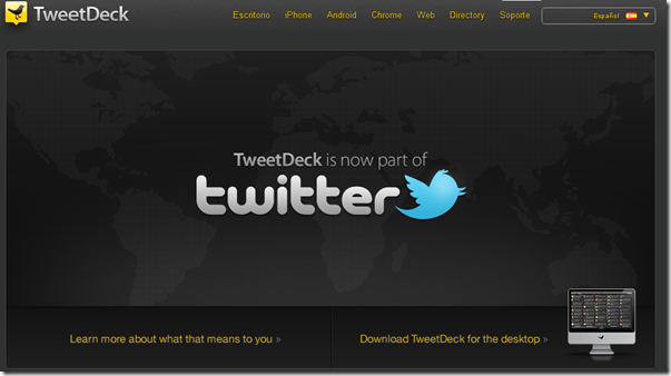 TweetDeck - Your social world