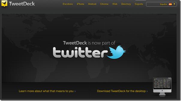 TweetDeck - Your social world